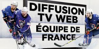Suivez les matches de nos Équipes de France !